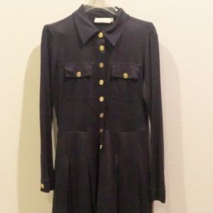 Tori Burch Navy Blue Dress Size Small